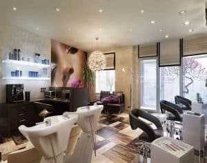 start a beauty salon business in India