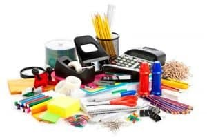start a office supplies business in india