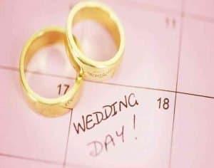 start a wedding planning business