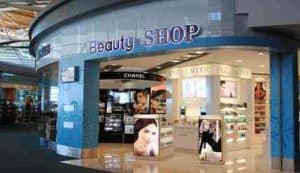 beauty shop business plan
