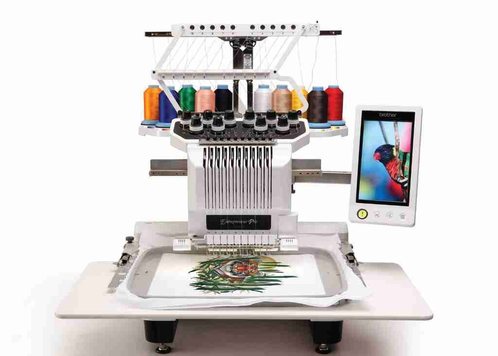 start an Embroidery Business business in India