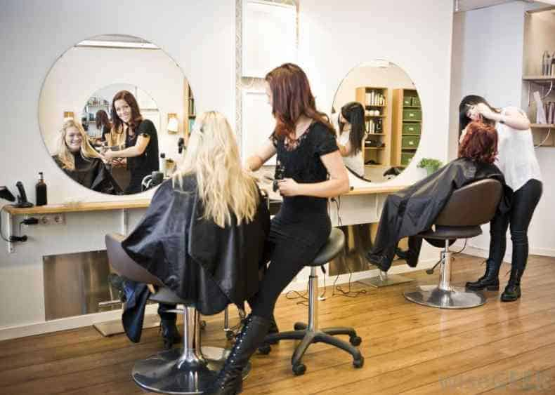 start a hair salon business in India